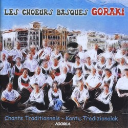 Goraki - Chants Traditionnels - CD