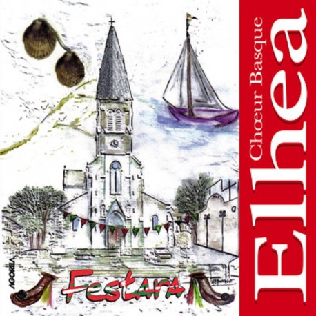 Elhea - Festara - CD