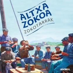 Altxa Zokoa - Zokotarrak - CD