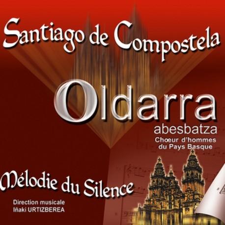 Oldarra - Santiago de Compostela - CD