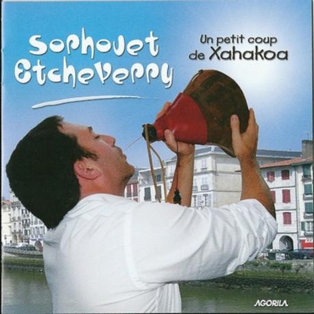 Sorhouet & Etcheverry - Un petit coup de Xahakoa - CD