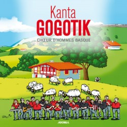 Gogotik - Kanta - CD