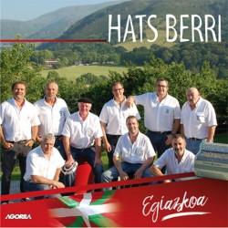 Hats Berri - Egiazkoa - CD