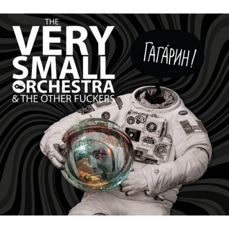 The Very Small Orchestra - Gagarine - CD