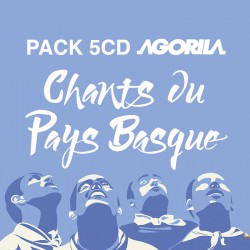 PACK CHANTS DU PAYS BASQUE