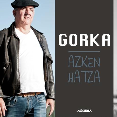 Gorka - Azken Hatza - CD