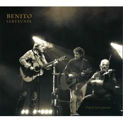 Benito Lertxundi - Ospakizun gauean - CD