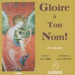 Groupe Vocal Arpège - Gloire à ton nom - CD