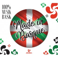 Made in Pays Basque - 100 % Musik Bask - Coffret