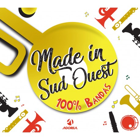 Made in Sud Ouest - 100 % Bandas - Coffret