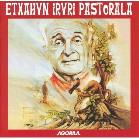 Chorale des Trois-Villes - Etxahun Iruri Pastorala - CD