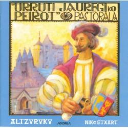 Chorale d'Altzürükü - Urruti Jauregiko Peirot Pastorala - CD