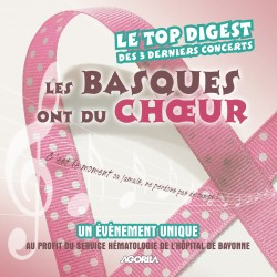 Various Artists - Les Basques ont du choeur - CD