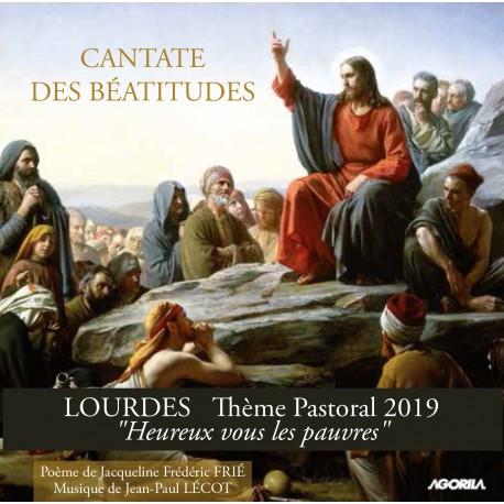 """Cantate des Béatitudes -""""Heureux vous les pauvres""""- CD"""