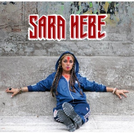 Sara Hebe - Best of - CD