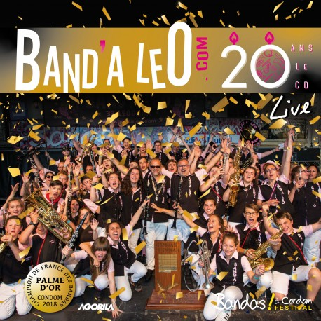 Band' A Leo - 20 ans Live - CD
