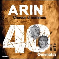 Arin - 40 ans - CD
