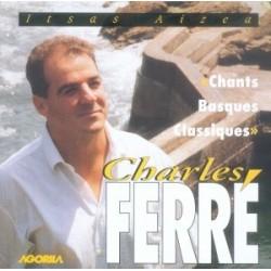 Charles Ferré - Itsas Aizea - CD