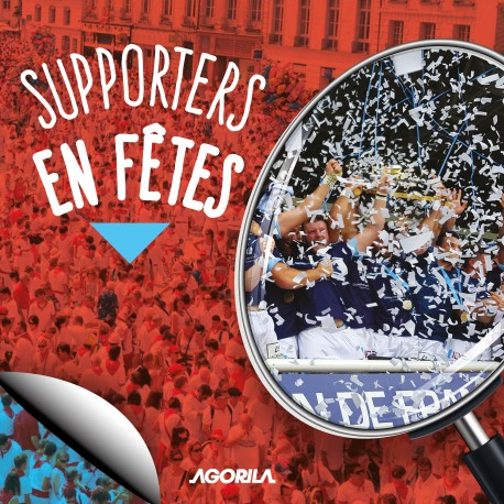 Various Arists - Supporters en fêtes - CD