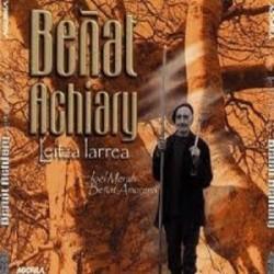 Beñat Achiary - Leitza Larrea - CD