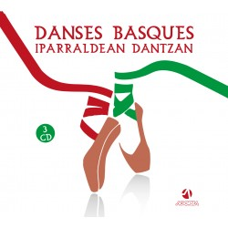 Coffret danses basques - 3 CD