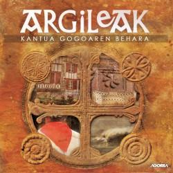 Argileak - Kantua gogoaren behara - CD