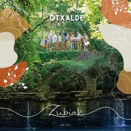 Otxalde - Zubiak - CD