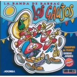 Los Gaujos - La Banda de Barsac - CD