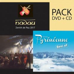 Pack DVD + CD