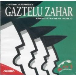 Gaztelu Zahar - Enregistrement public - CD