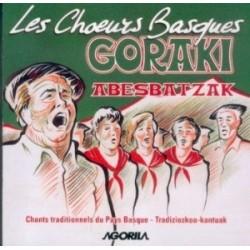 Goraki - Abesbatzak - CD