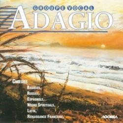 Adagio - Adagio - CD