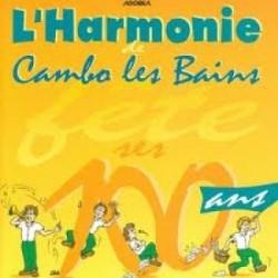 Harmonie de Cambo-les-Bains - 100 ans - CD