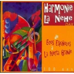 Harmonie de la Nèhe - De Ecos españoles a la Puerta Grande - CD