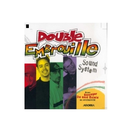 Double Embrouille - Sound System - CD