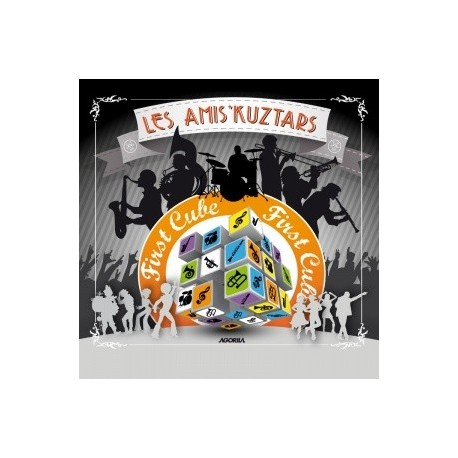 Les Amis'Kuztars - First Cube - CD