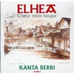 Elhea - Kanta Berri - CD