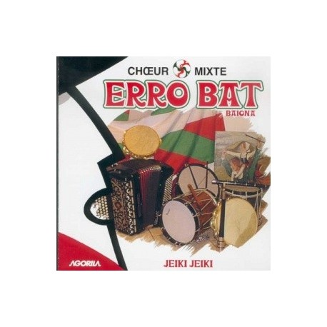 Erro Bat - Jeiki Jeiki - CD