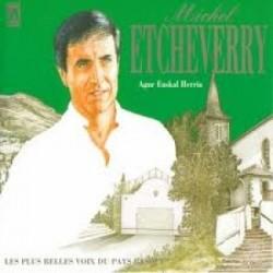 Michel Etcheverry - Agur Euskal Herria - CD