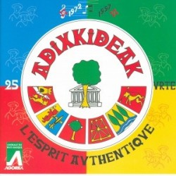 Adixkideak - L'Esprit Authentique - CD