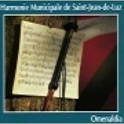 Harmonie de Saint Jean de Luz - Omenaldia - CD