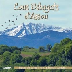Lous Esbagats d Asson - Plasés de Canta: Pats, Libertat, Amistat - CD