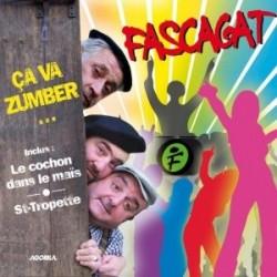 Fascagat - Ca va zumber - CD