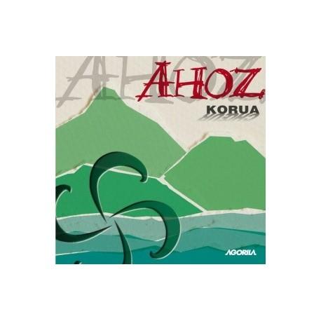 Ahoz - Korua - CD