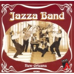 Jazza Band - New Orleans - CD
