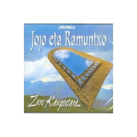 Jojo eta Ramuntxo - Zure Kanpoetara - CD