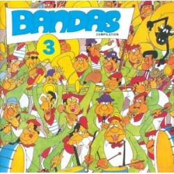 Kaskarot Banda - Bandas Volume 3 - CD