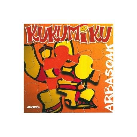 Kukumiku - Arbasoak - CD