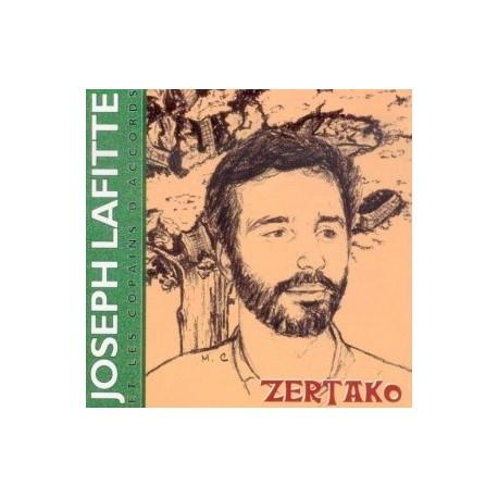Joseph Lafitte - Zertako - CD