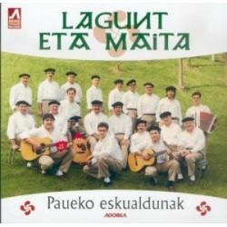 Lagunt eta Maita - Paueko Euskaldunak - CD